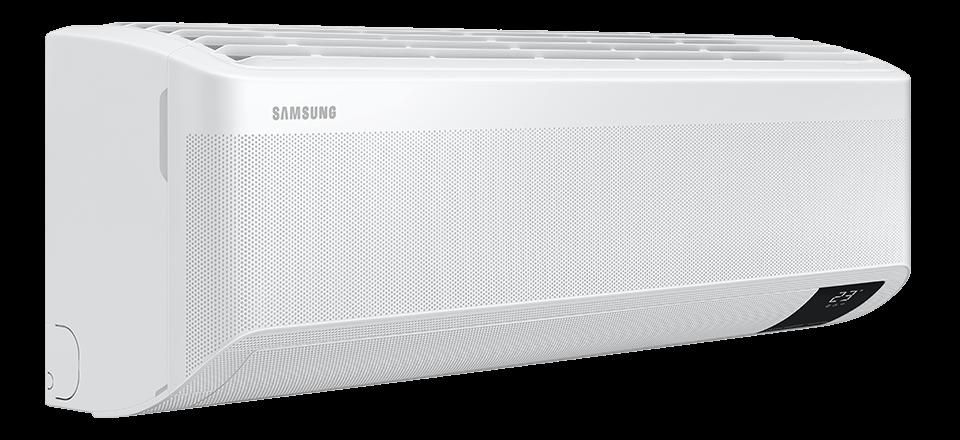 Nástěnná klimatizace Samsung bez průvanu